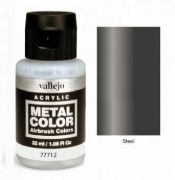 Metal Color - Steel 32ml<br> VAL77712